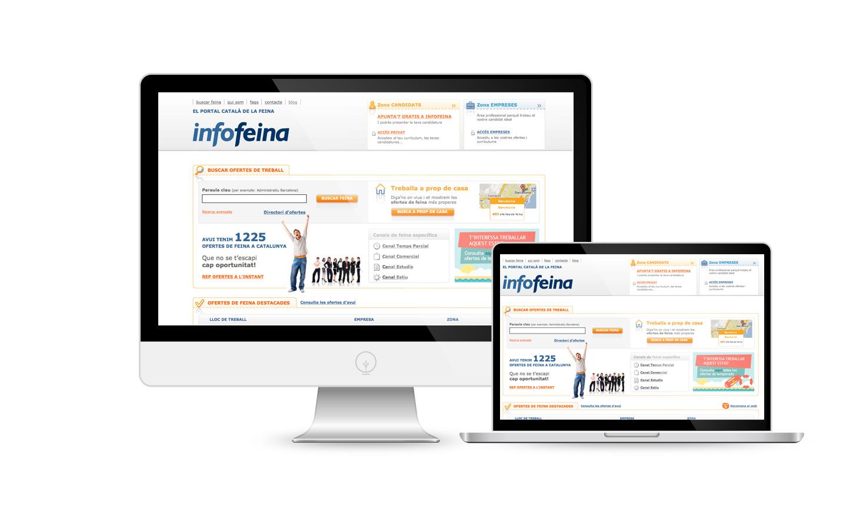 Proyecto Portal de Empleo Infofeina.com